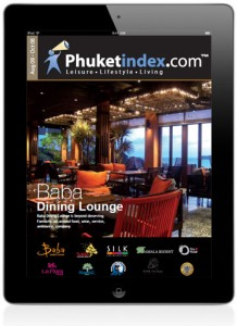 Phuketindex.com Magazine Vol.1 on iPad & iPhone