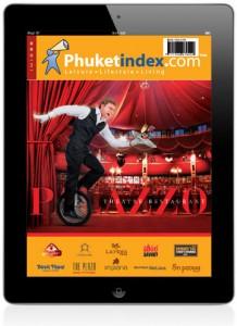 Phuketindex.com Magazine Vol.10 on iPad & iPhone