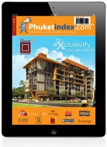 Phuketindex.com Magazine Vol.11 on iPad & iPhone