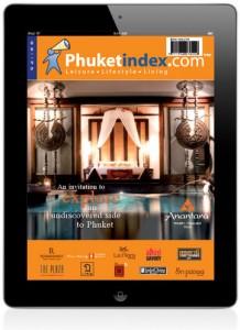 Phuketindex.com Magazine Vol.12 on iPad & iPhone