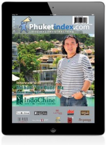 Phuketindex.com Magazine Vol.13 on iPad & iPhone