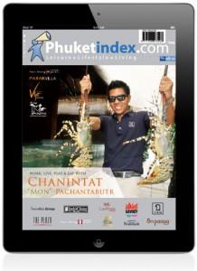 Phuketindex.com Magazine Vol.14 on iPad & iPhone