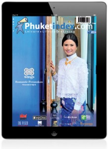 Phuketindex.com Magazine Vol.15 on iPad & iPhone