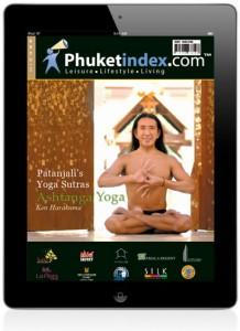 Phuketindex.com Magazine Vol.3 on iPad & iPhone