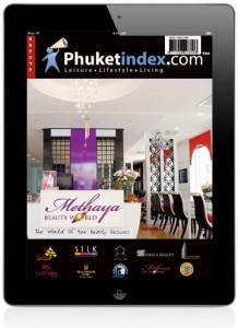 Phuketindex.com Magazine Vol.4 on iPad & iPhone