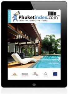Phuketindex.com Magazine Vol.6 on iPad & iPhone