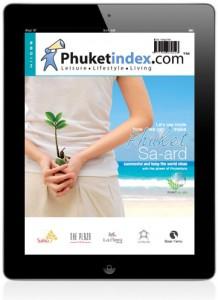 Phuketindex.com Magazine Vol.7 on iPad & iPhone
