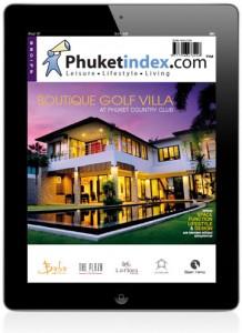 Phuketindex.com Magazine Vol.8 on iPad & iPhone