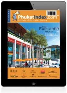 Phuketindex.com Magazine Vol.9 on iPad & iPhone