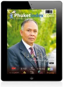 Phuketindex.com Magazine Vol.18 on iPad & iPhone