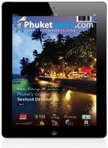Phuketindex.com Magazine Vol.19 on iPad & iPhone