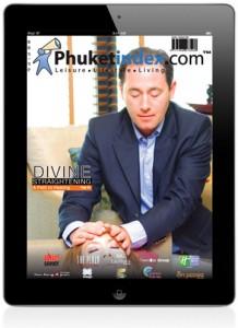 Phuketindex.com Magazine Vol.16 on iPad & iPhone