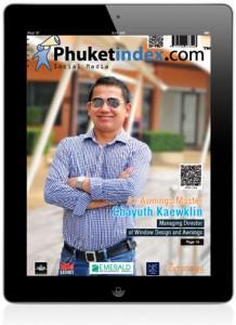 Phuketindex.com Magazine Vol.30 - Ipad version